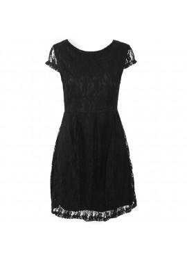 Κλασικό φόρεμα δαντέλας